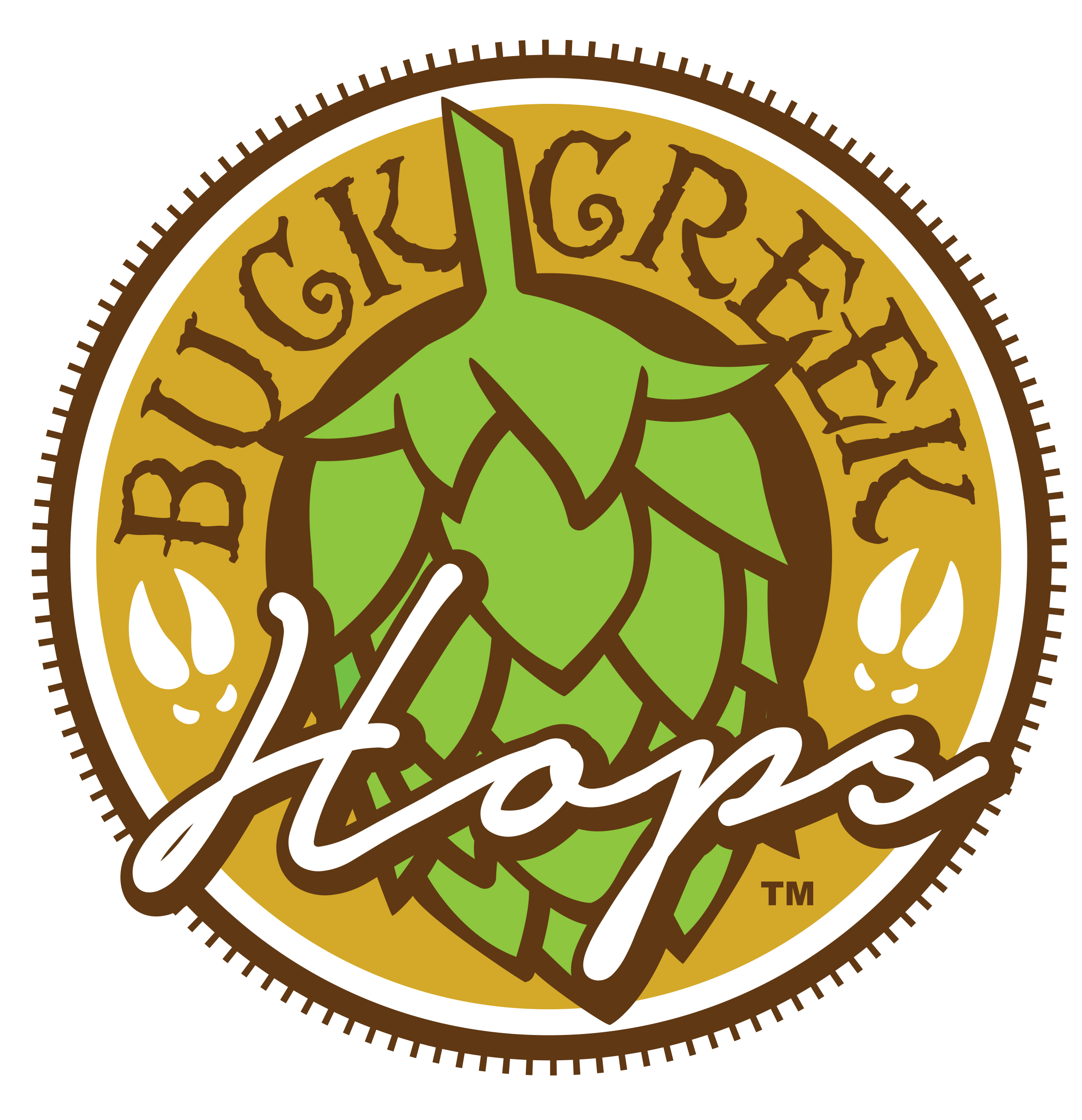 buck creek hops